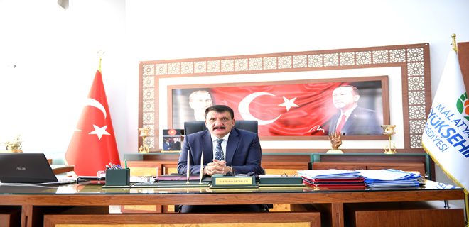 Gaziler Günü dolayısıyla bir mesaj yayınlayan Başkan Gürkan