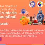 Malatya Tso'dan Yöresel Ürünlere E-Ticaret Atağı