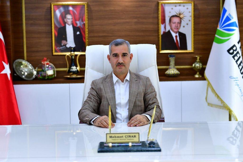 Yeşilyurt Belediye Başkanı Mehmet Çınar'dan Mevlid Kandili Mesajı